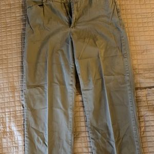 Lee Pants - Lee relaxed fit khakis 12 LONG